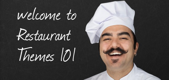 welcome to Restaurant Themes 101!